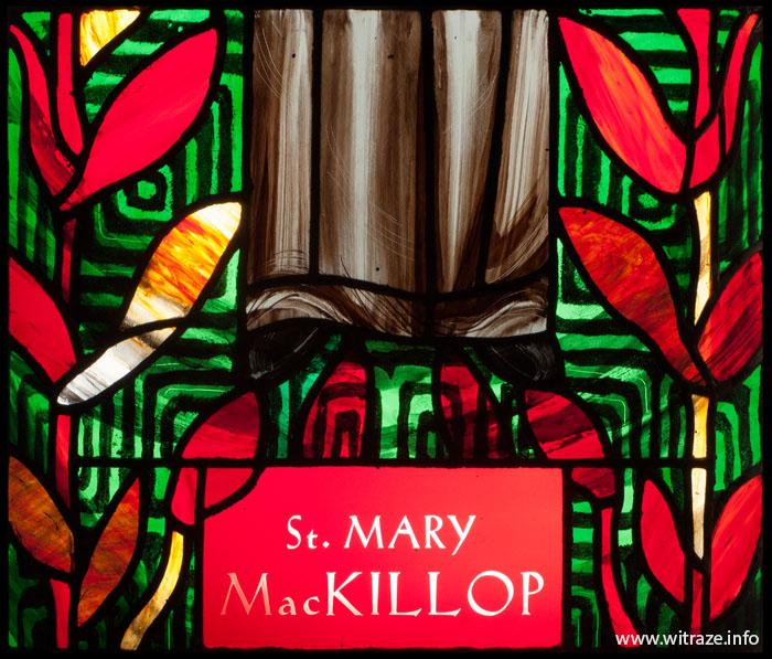 mary mackillop final St mary mackillop, foundress (rm) return to works of justice and peace  in 1869, mary professed her final vows the next few years were difficult,.