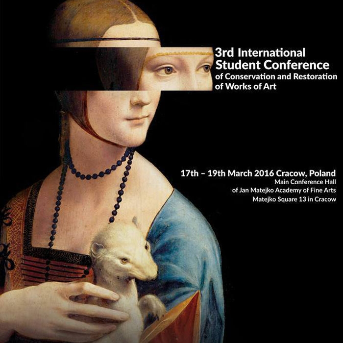 3rd International Students Conference of Conservation and Restoration of Works of Art