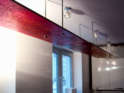 Reg art glass panels