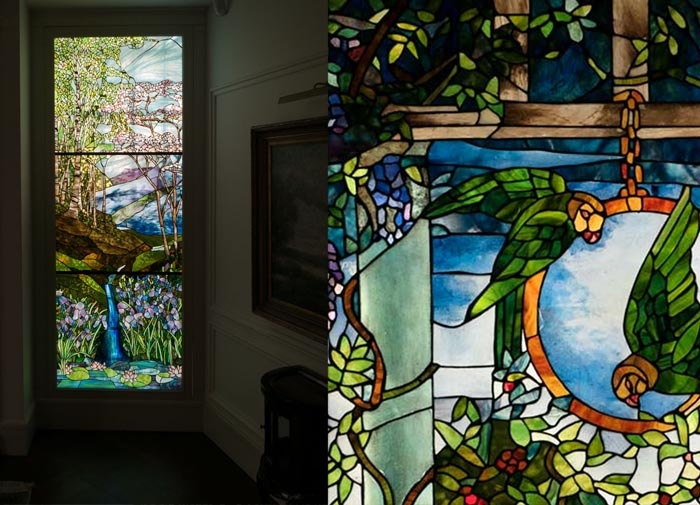 Tiffany's Stained Glass