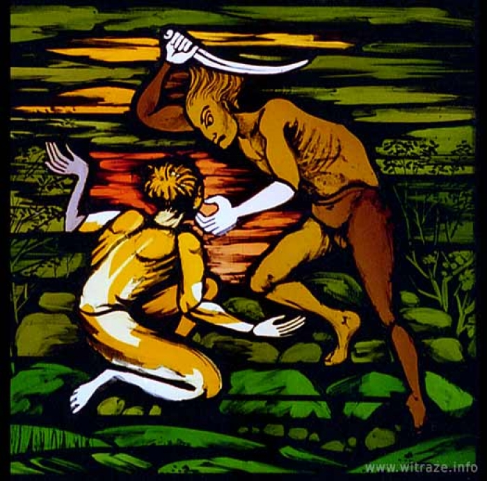 Window 3 Scene 1 - Cain and Abel