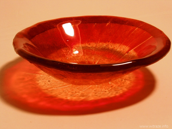 Fused Glass Bowls and Plates