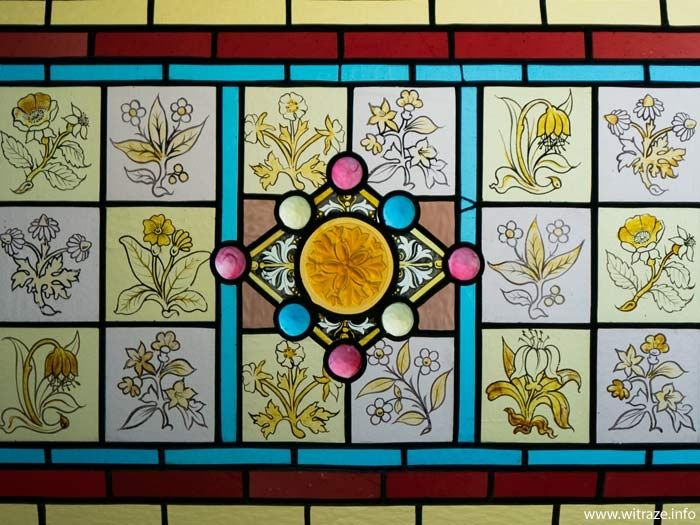 Victorian style stained glass - repair